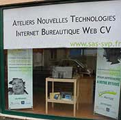 Magasin SAS-SVP