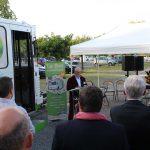 Intervention de Géral VACHER, Président de SAS-Solutions Vie Pratique