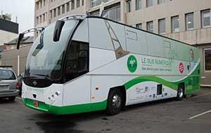 Bus Numerique Centre Val de Loire