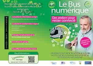 Plaquette du Bus Centre Val de Loire